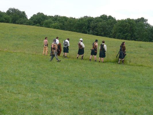 Clan McCregger - Drachenfest 2010