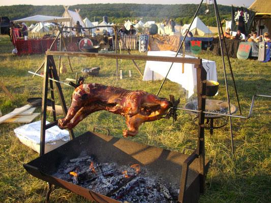 Festmahl - Drachenfest 2010