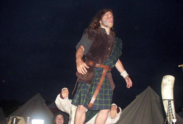 """Gordon McCregger - Drachenfest 2011 - """"Prophet des Gedärmeschals"""""""