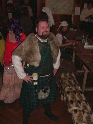 """Connor McCregger - Taverne """"Gasthof zum Hirsch"""" - 2011"""