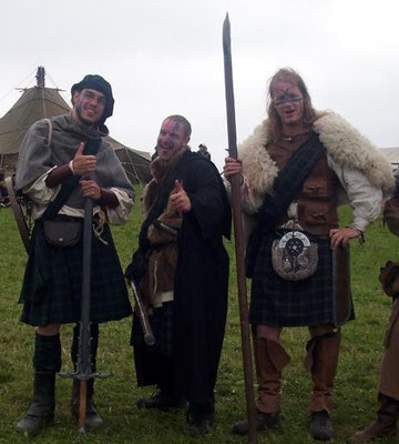 Gedwyn, Varic & Yven McCregger - Drachenfest 2011