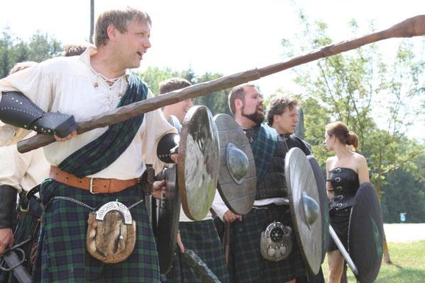 Clan McCregger - Thalisien 1