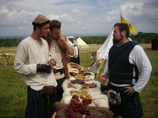 IT Marktstand - Drachenfest 2010