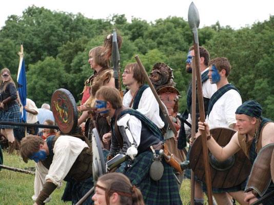 Clan McCregger - Drachenfest 2010 - Endschlacht