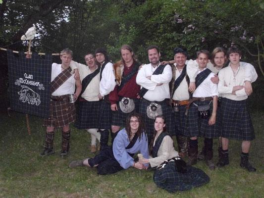 """Clan McCregger - Taverne """"Zur knorrigen Eiche"""" - 30.04.2011"""