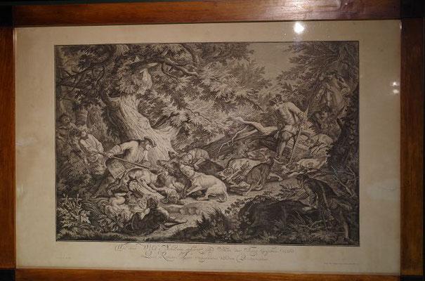 Jagdstich, Waffenmuseum Suhl, aufgenommen 160822