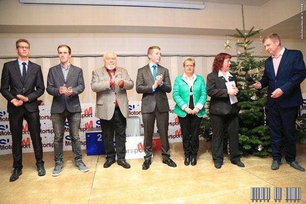 Das Team des SHFM - Lukas Frank, Kai Sorgenfrei, Heinz Cremer, Niklas Meisenzahl, Kati Möller, Gaby Sorgenfrei und Stefan Willmann (v. l.) - Bild: Oliver Reischke