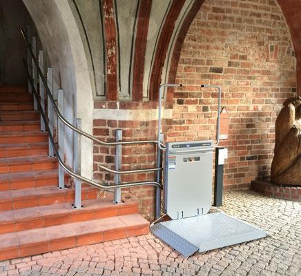 Viveco PLK 8 in Gemeinde Jüterbog