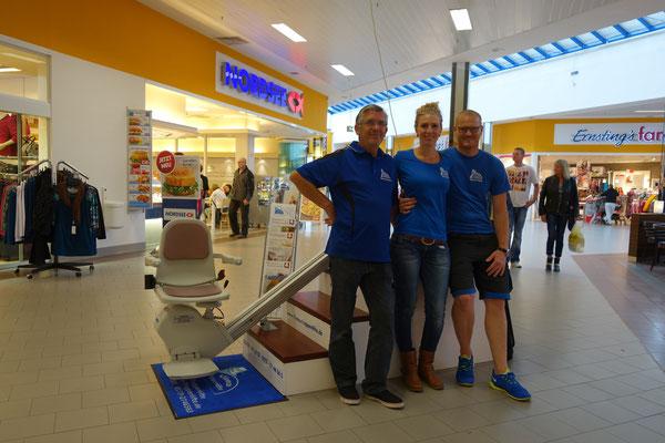 Team Viveco (Reinhard Busse, Bianka Busse, Samuel Hubig)