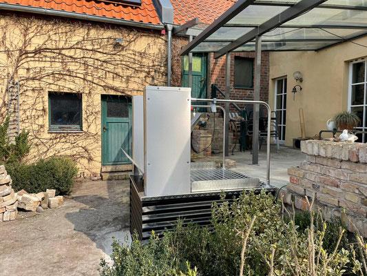 Viveco Hebelift Garten