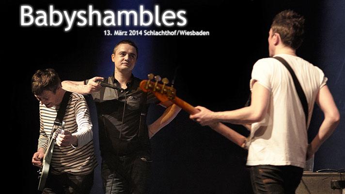 Babyshambles Schlachthof/Wiesbaden (Foto: Christian Düringer)