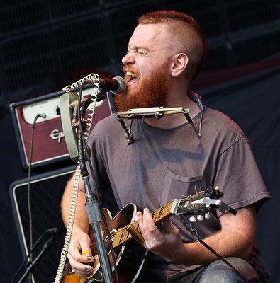 Ben Miller trat vor zehn Jahren in Marburg erstmals vor einem Live-Publikum auf