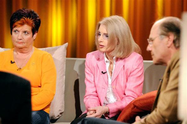Club 2, 17. Dezember 2008 Thema: Heiler, Helfer oder Scharlatan
