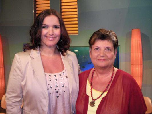 Barbara Karlich, 12. November 2010, 16:00h Thema: Reiki & Co, etwas für Traumtänzer?