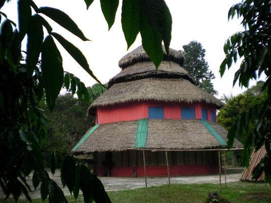 Tempel von Otorongo