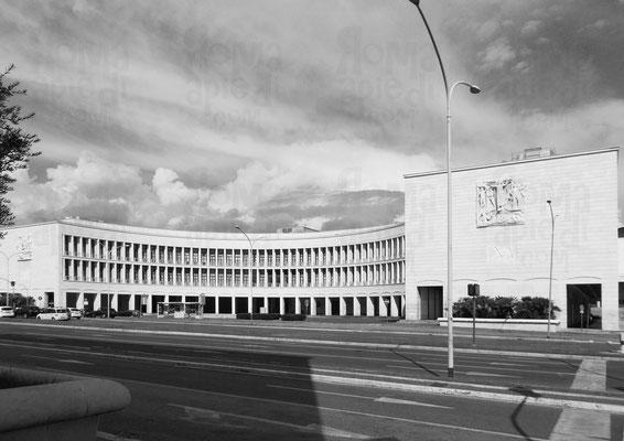 Piazza delle Nazioni Unite, Foto ©Paride Ruscitto