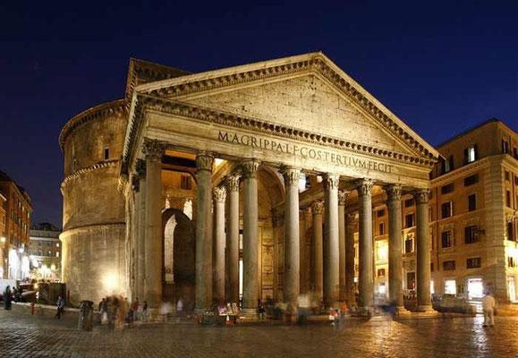 Pantheon, Roma - Wikimedia (CC)