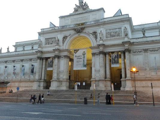 Palazzo delle Esposizioni, Via Nazionale, Roma
