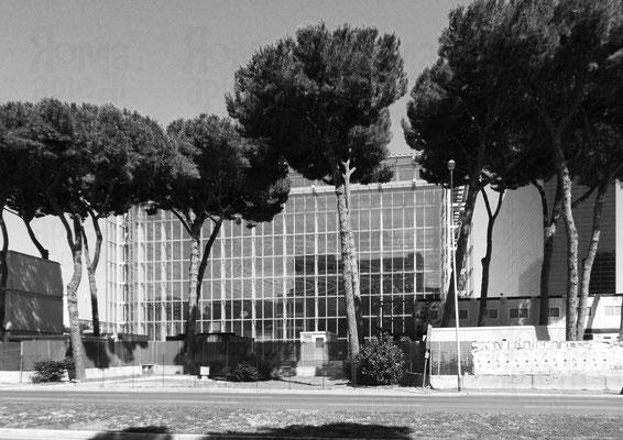 """Palazzo dei Congressi """"Nuvola"""", Foto ©Paride Ruscitto"""