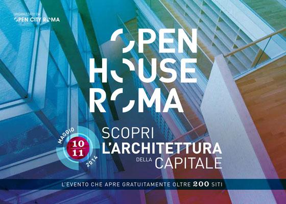 Open House Roma 2014