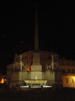Piazza del Quirinale, Roma