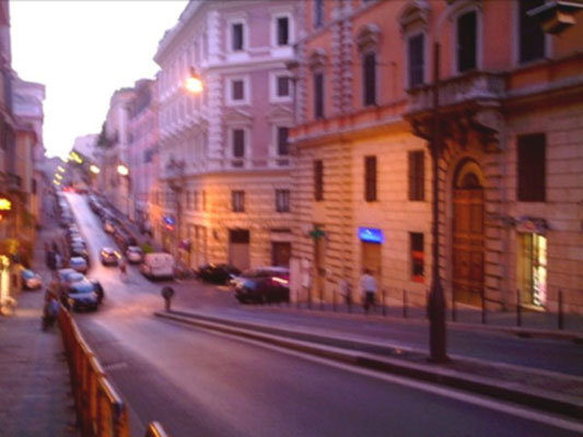 Via Panisperna, Roma