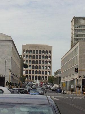 Palazzo della Civiltà del Lavoro (o Colosseo Quadrato)