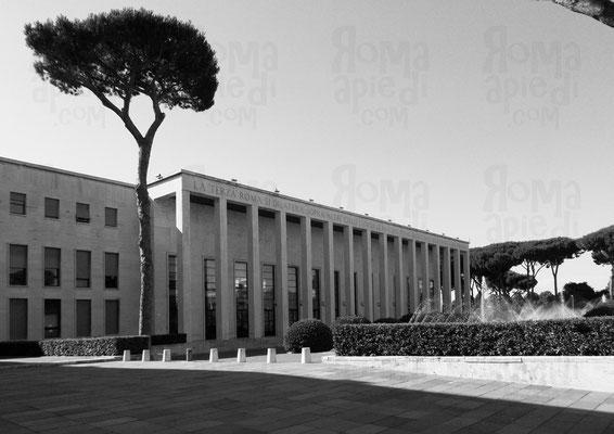 Sede dell' Ente Autonomo, Foto ©Paride Ruscitto