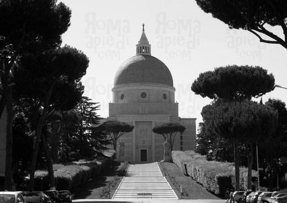 Basilica dei SS Pietro e Paolo, Foto ©Paride Ruscitto