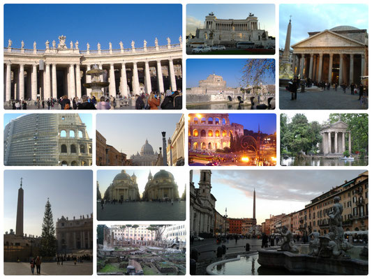 Due giorni a Roma di @Romaapiedi