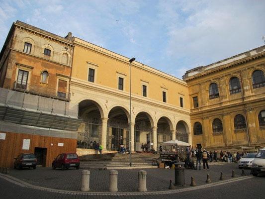 San Pietro in vincoli, di Sailko: licenza CC BY-SA 3.0 tramite Wikimedia Commons