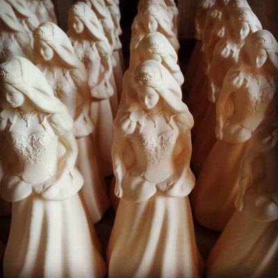 """<img alt=""""гипсовая фигурка принцесса, керамика, статуэтка """">"""