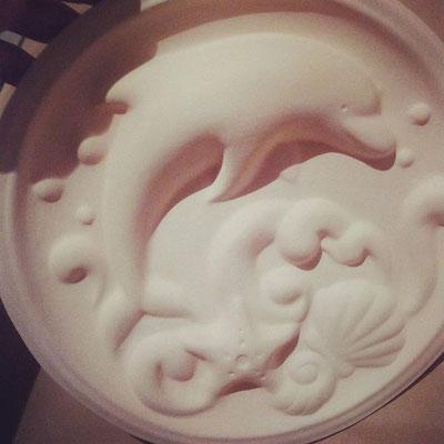 """<img alt=""""тарелка для росписи, керамическая тарелка, глиняная тарелка"""">"""