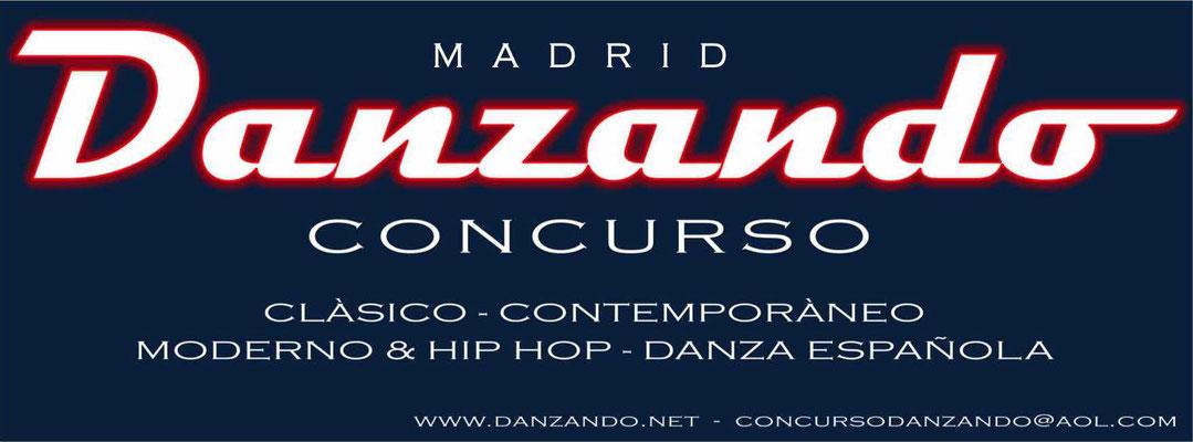 Danzando, concurso de danza, dance competition, Madrid,