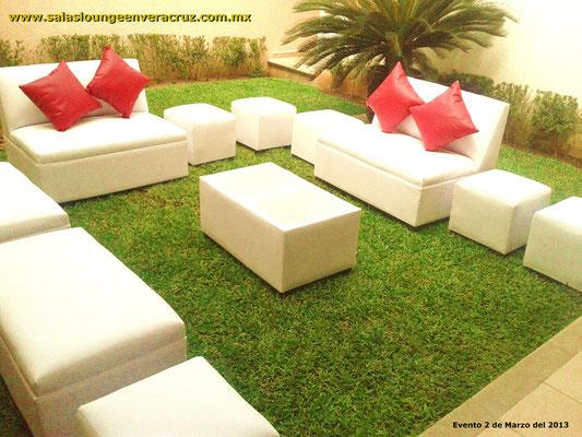 Salas Lounge en Veracruz