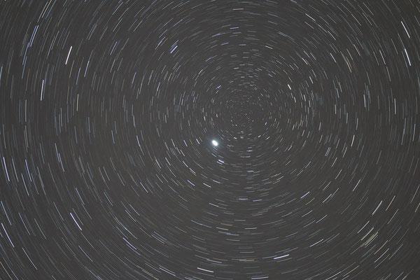 Polaris - nördlicher Himmelspol