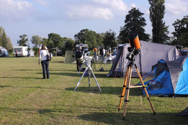 Teleskoptreffen in Gülpe