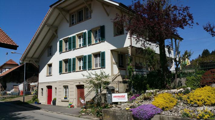 Wohnhaus von Vorne