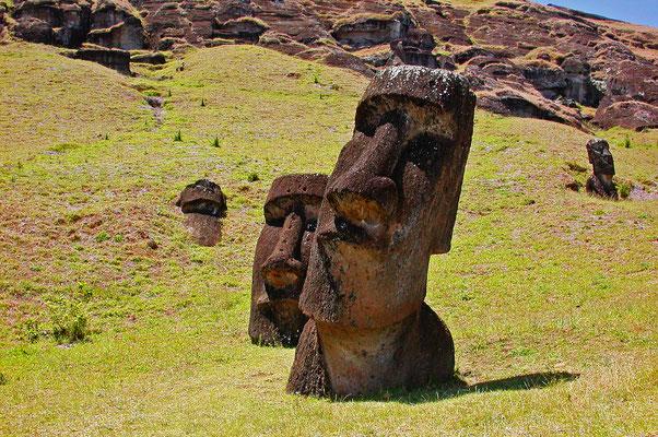 Isola di Pasqua - Cile/Polinesia