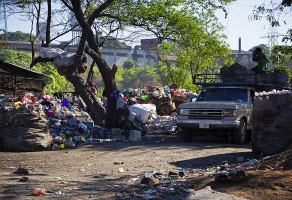 La Chureca di Managua - Nicaragua