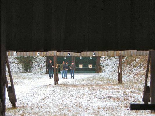 Scheibenwechsel im Schneegestöber