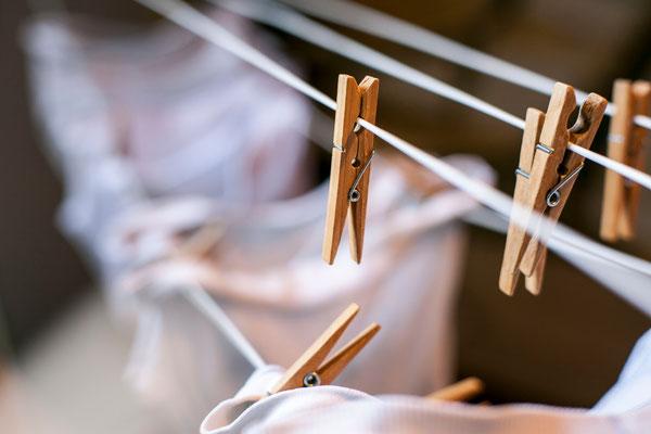 Drying rack / Wäscheständer