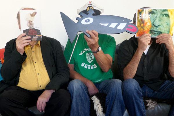 Kurt Brachartz, Helmut King, Pete Jones