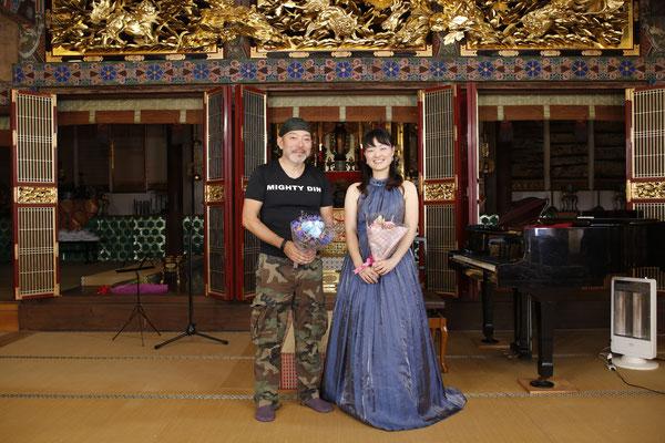 古澤さんと平川さん