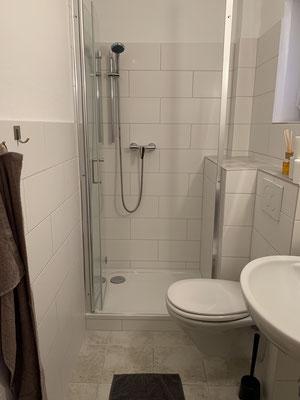 Badezimmer Hostel