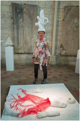 Chapeau crée par Fabienne Nordman