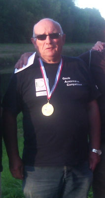 Daniel Busont Champion de Bpurgogne