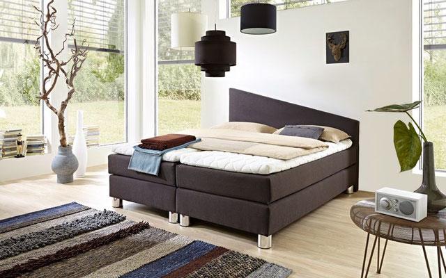 erfahrungen tipps und mehr zu boxspringbetten boxspringbett. Black Bedroom Furniture Sets. Home Design Ideas