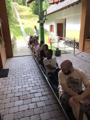 Ausflug & Team Hotel Schillerhain