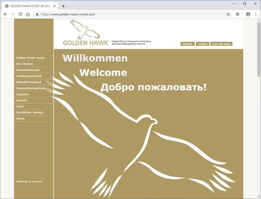 Golden Hawk Invest AG